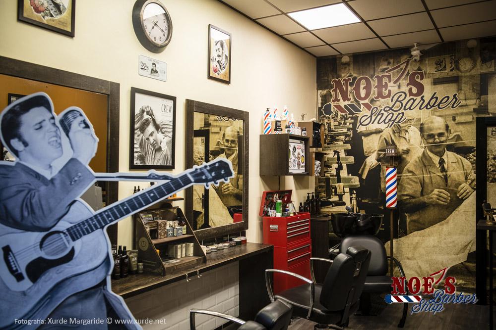 Noe s Barber Shop 006LOGO